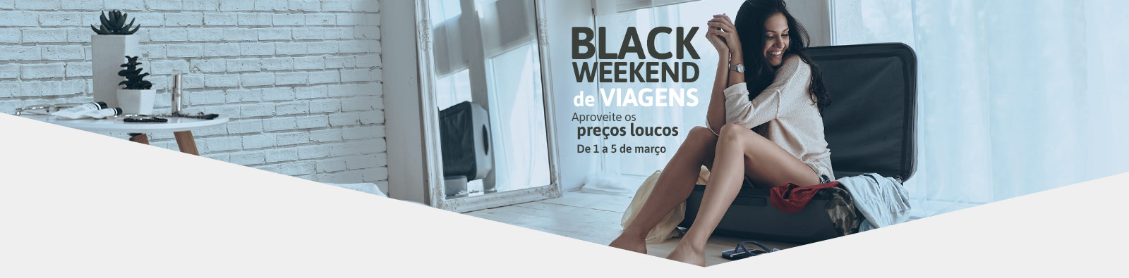 Black Weekend de Viagens
