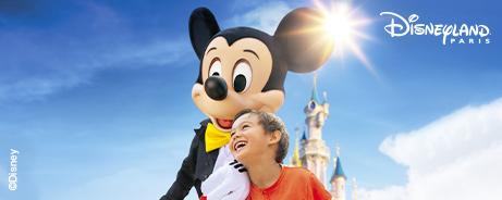 Ofertas de viagens à Disney Viagens El Corte Inglés